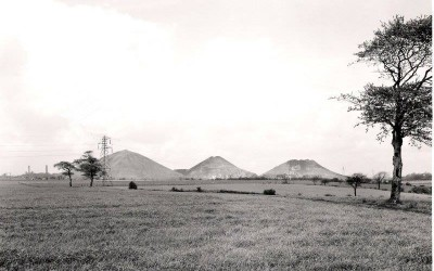 The History of the land where the Three Sisters stands.