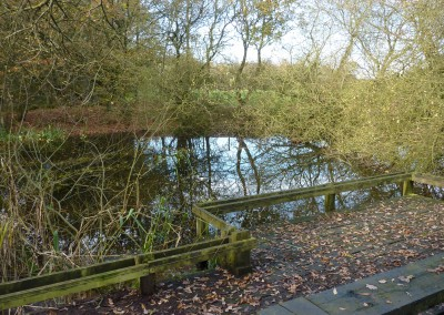 Old dipping pond