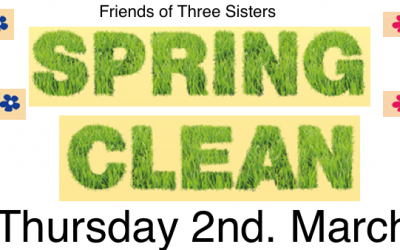 2017 – 2nd. March – Spring Cleaning Day.